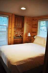 CabinBedroom